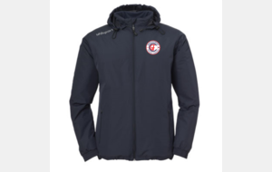 Veste coach Essential UhlSport saison 2019/2020
